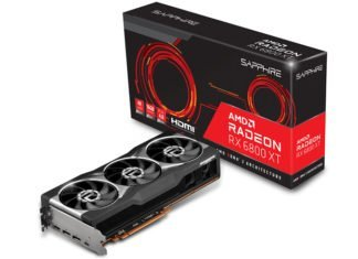 Sapphire RX 6800 XT reference