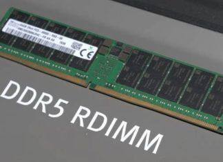 Barrette de DDR5