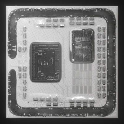 Ryzen 5600X delid & cartographied