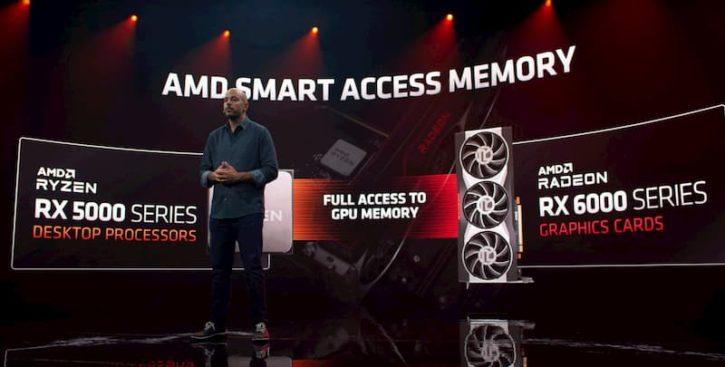 Smart-Access-Memory