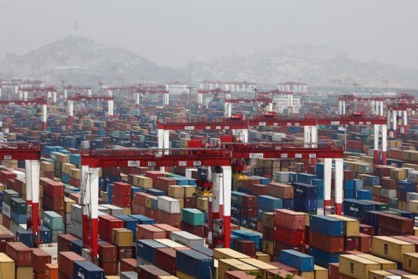 Logistique Chine