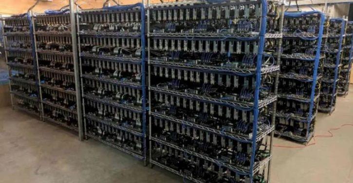 RTX 30 Mining farm