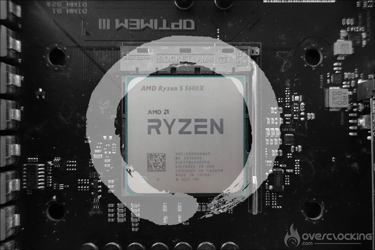 AMD Ryzen 5600X