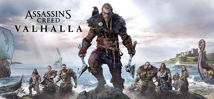 Assassin's Creed Valhalla RTX 3090