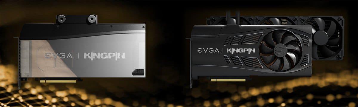 EVGA RTX 3090 KingPiN Ultimate XOC