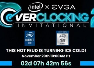 competition live overclocking