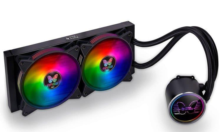SuperFlower Neon 240