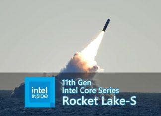 Rocket Lake-S