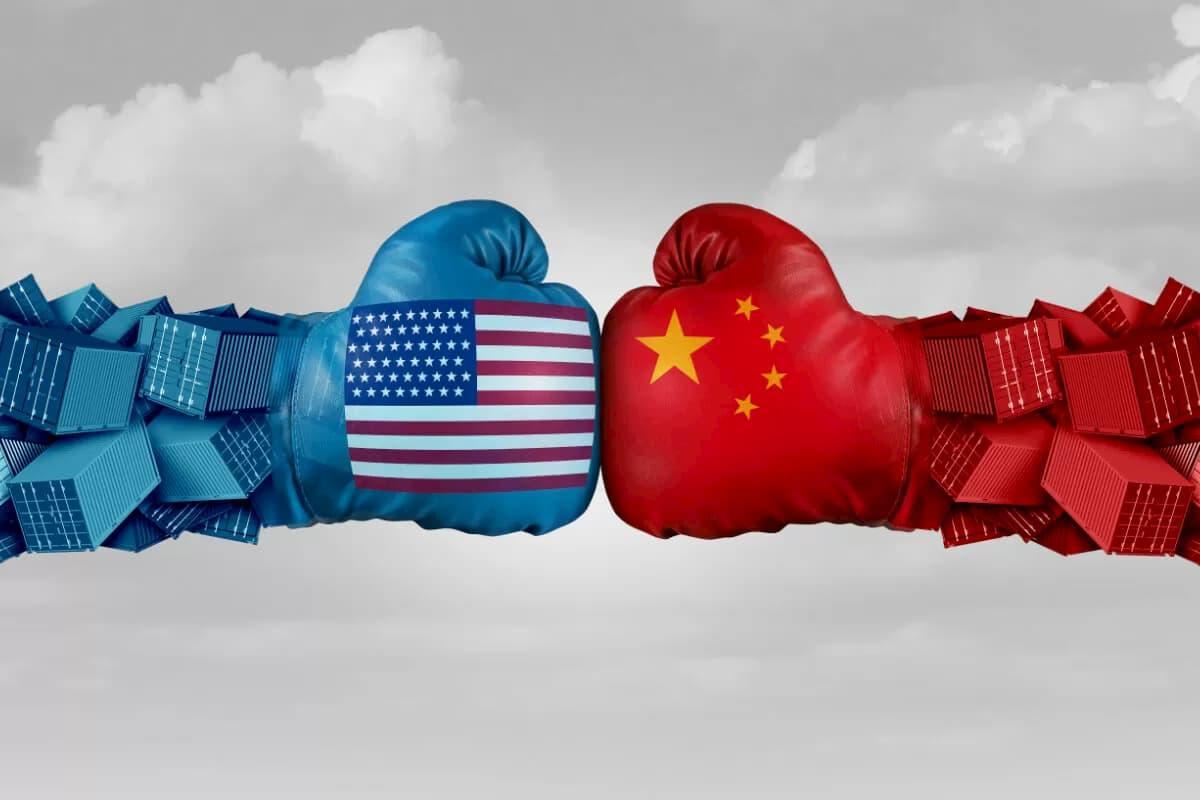 USA VS China SMIC