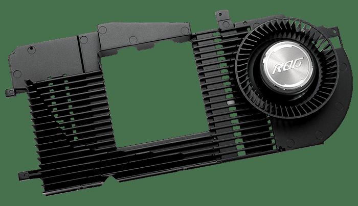 cooler Asus ROG RX 6800 XT LC Strix Gaming OC