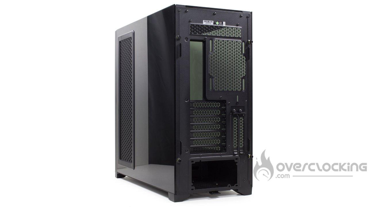 Corsair iCUE 5000X RGB Black arrière