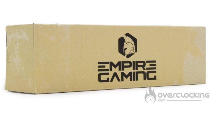 Empire Gaming Dark Rainbow XXL - Boîte