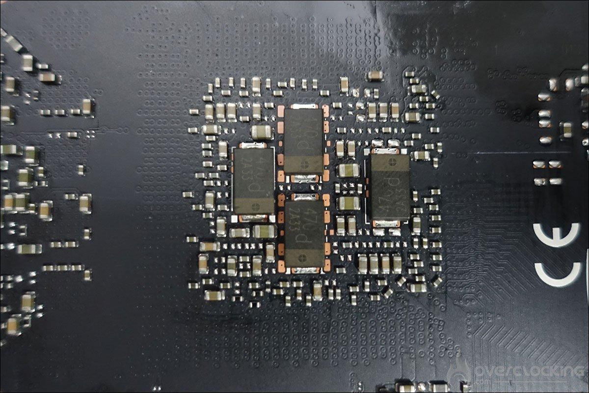 PCB NVIDIA RTX 3060 Ti Founders Edition