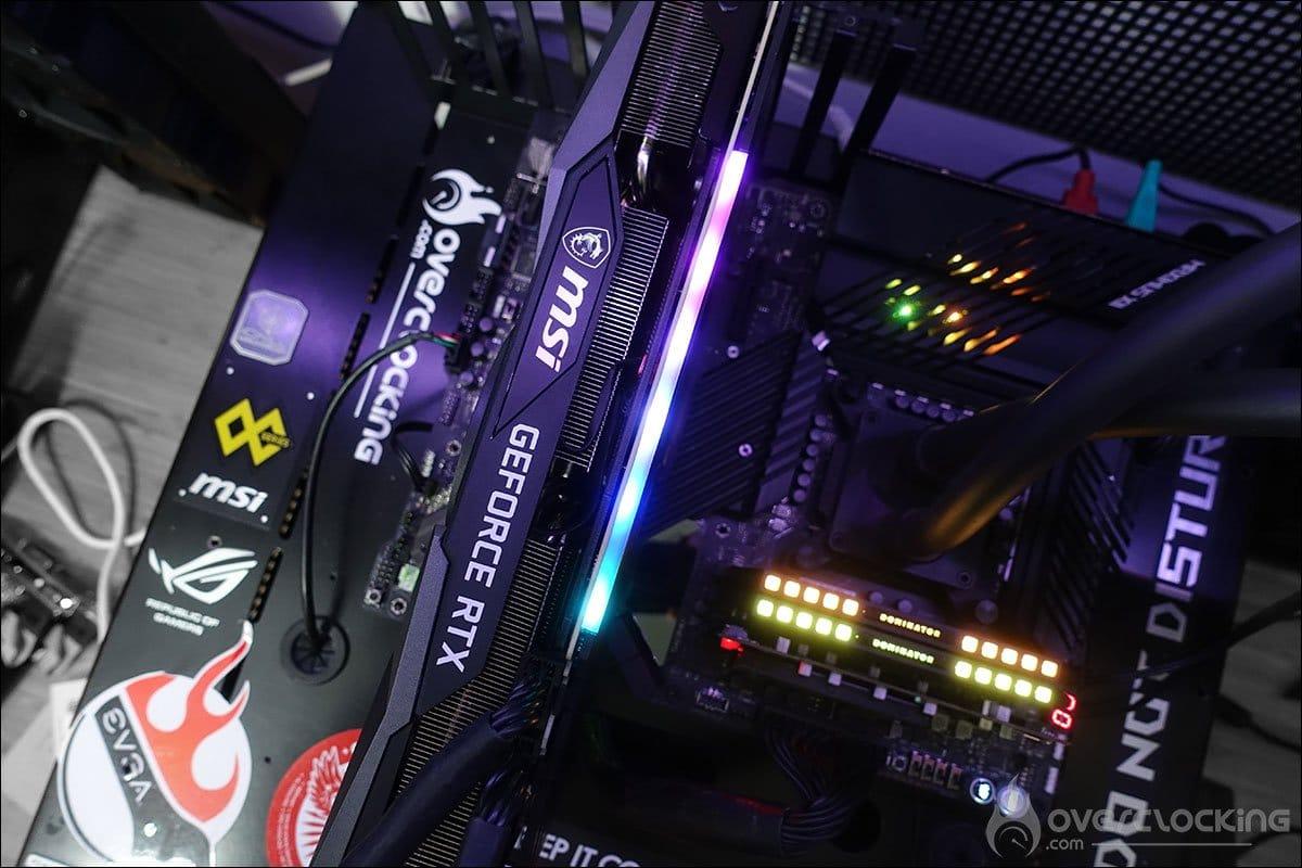 MSI RTX 3060 Ti Gaming X Trio