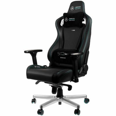 Noblechairs Epic Mercedes AMG Petronas F1 Team 2021 Edition