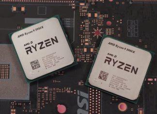 AMD gamme CPU