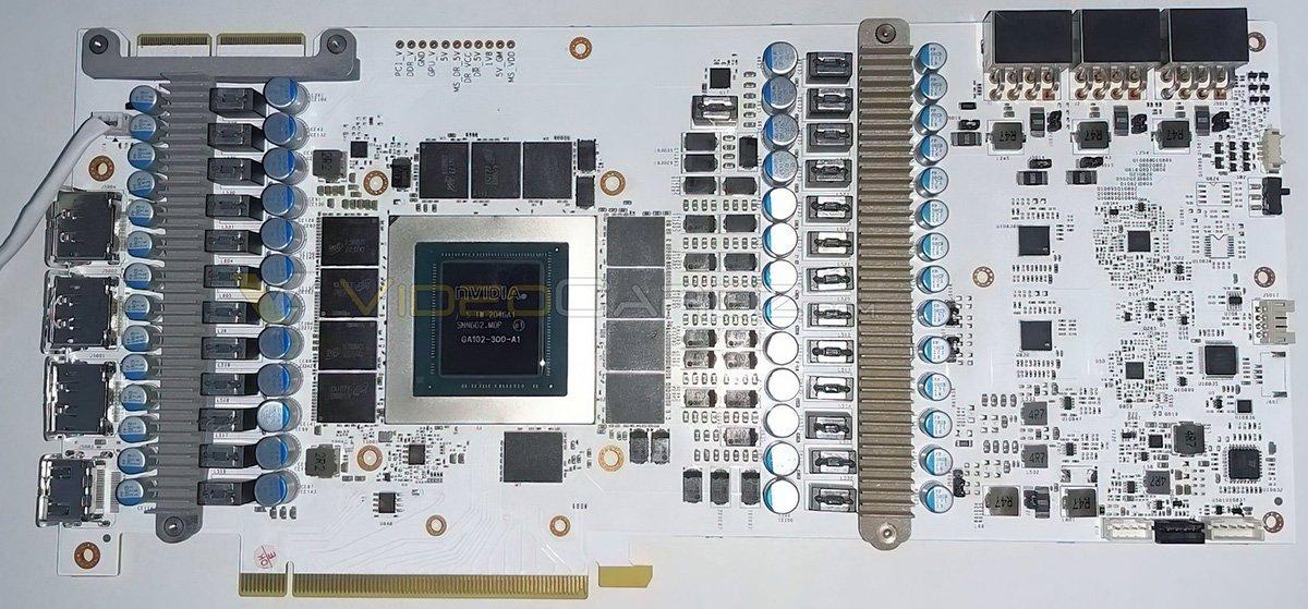 PCB Galax RTX 3090 HOF