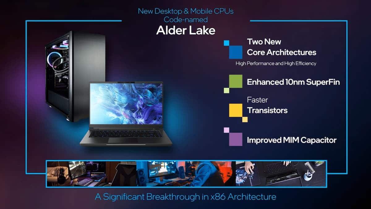 Alder Lake Intel