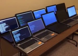 Laptop Mining