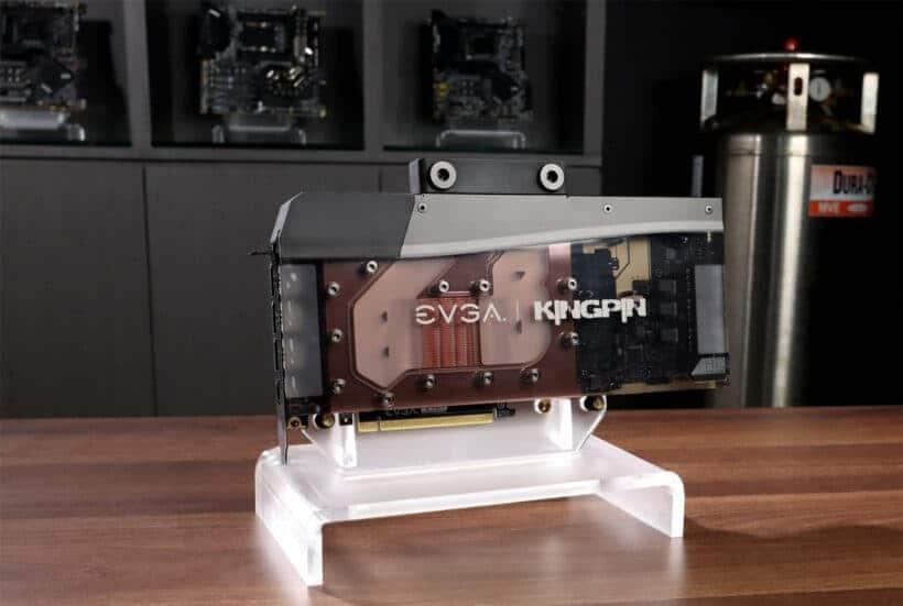 EVGA RTX 3090 KINGPIN-Hydro-Copper