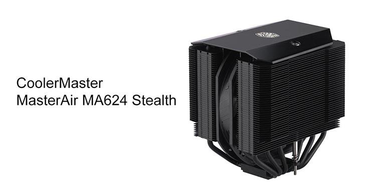 Cooler Master MA624 Stealth
