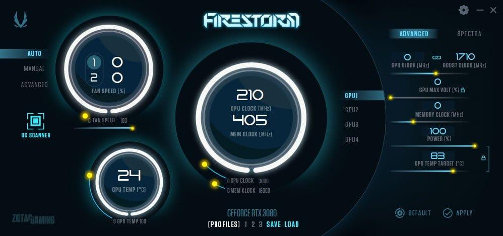 Zotac FireStorm