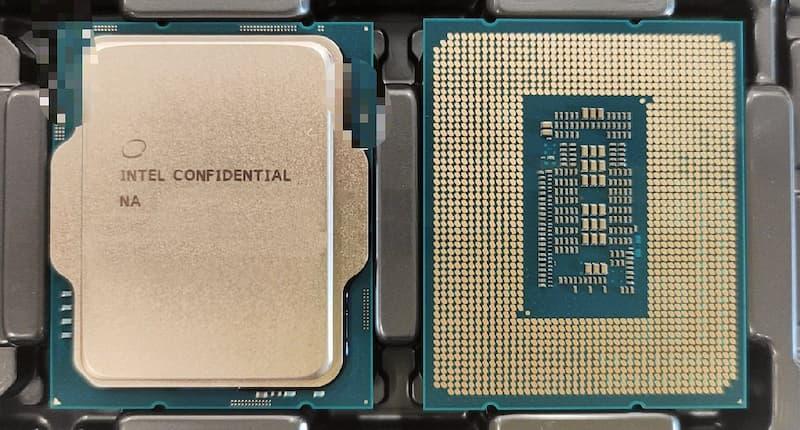 Alder Lake-S CPU