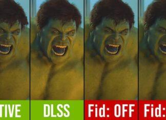 DLSS vs FidelityFX Super Resolution