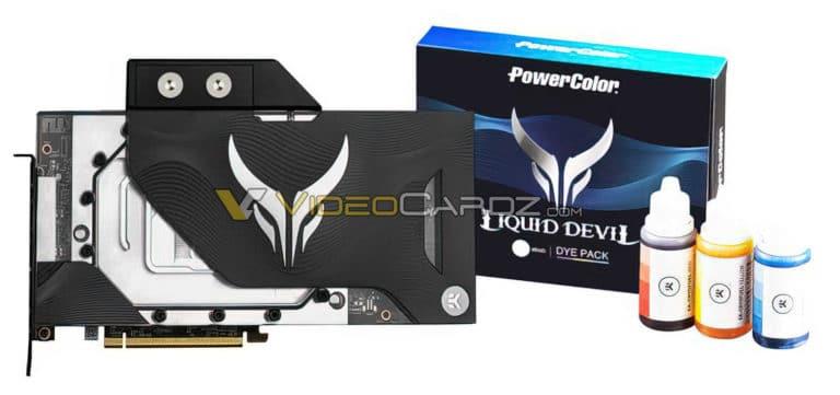 Powercolor Red Devil RX 6000 XT