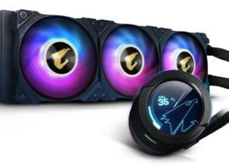 Aorus WaterForce X series