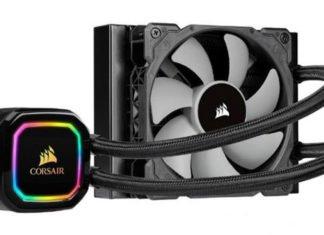 Corsair H60i RGB Pro XT