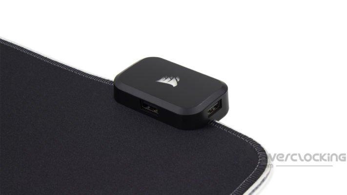 Corsair MM700 RGB - Déport USB