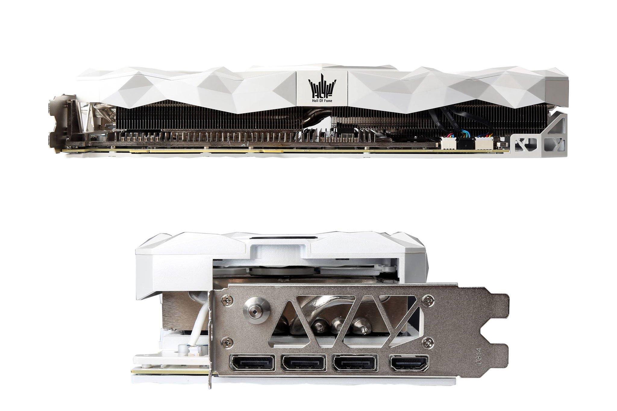 GALAX RTX 3090 HOF carte graphique