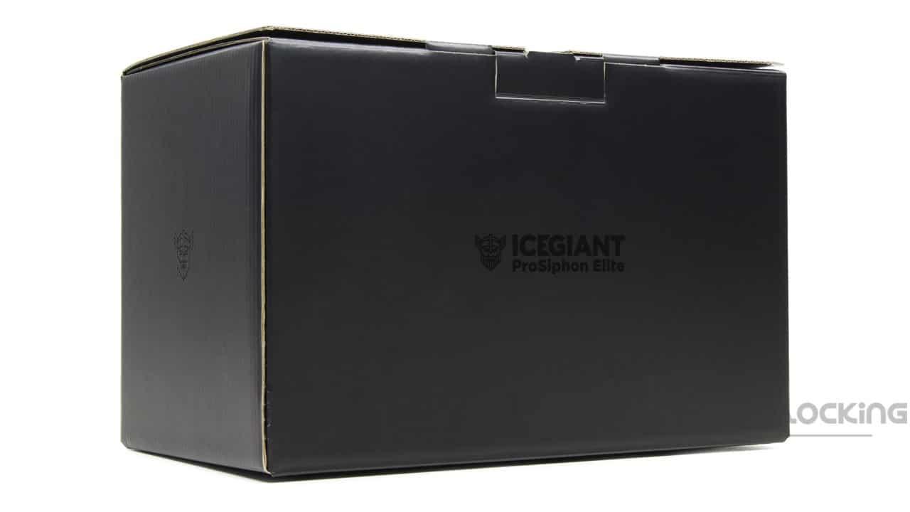 IceIceGiant ProSiphon Elite boîte