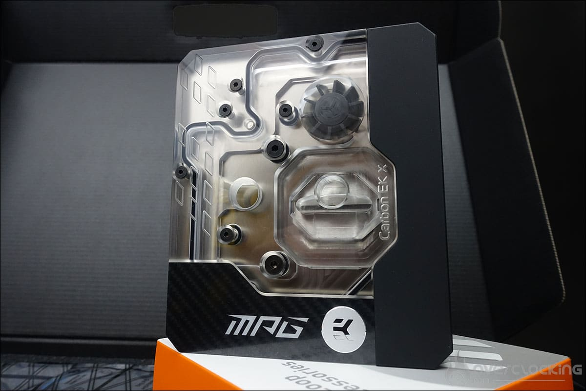 MSI MPG Z590 Carbon EK X