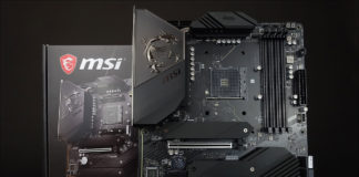 MSI MEG B550 Unify