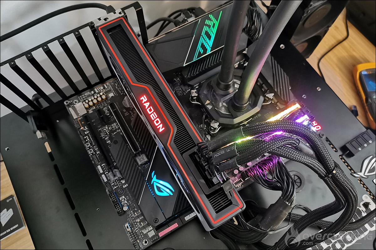 RX 6700 XT sur configuration AMD