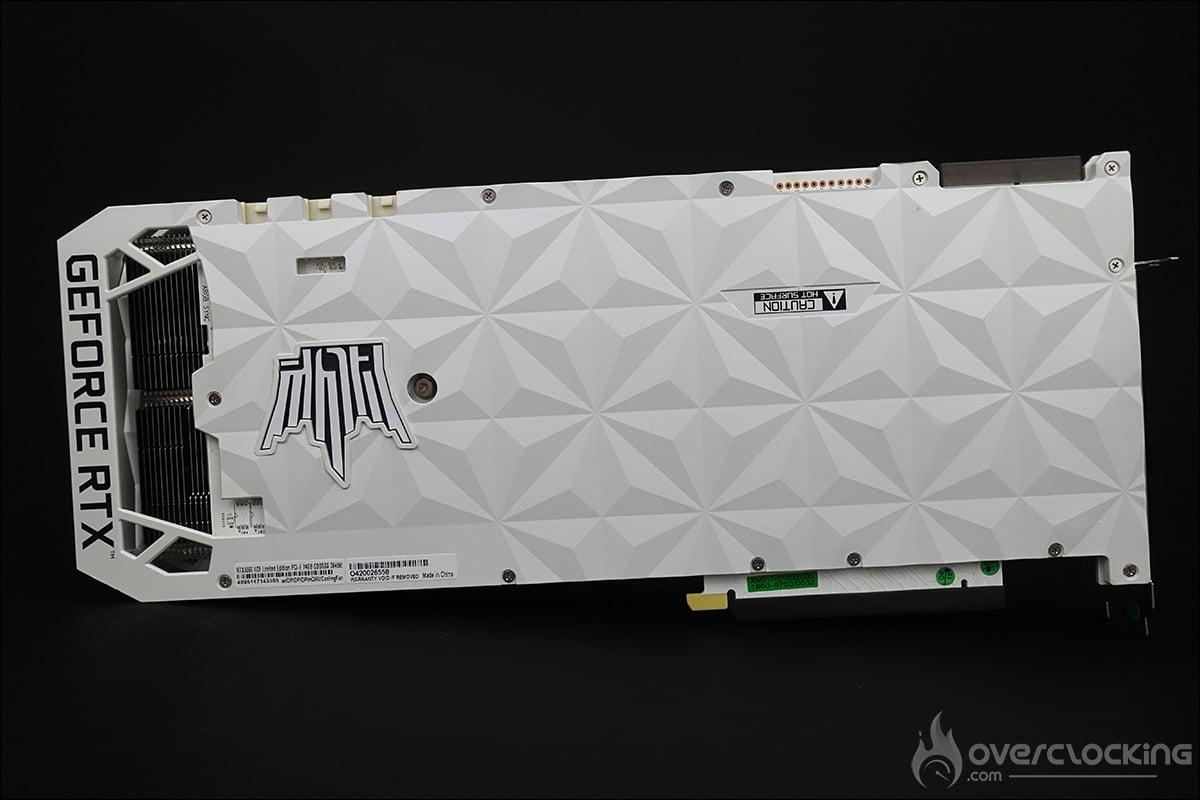La carte graphique HOF RTX 3090 Premium Edition