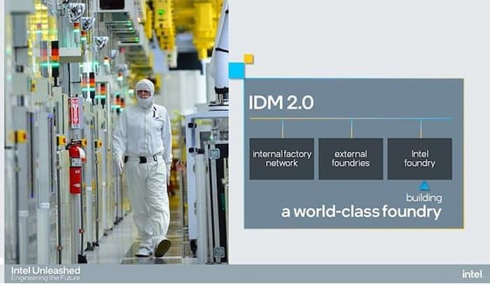 Intel-IDM