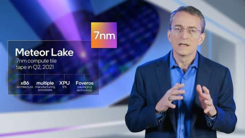 Intel Meteor-Lake 7nm