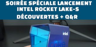 Rocket Lake-S live event