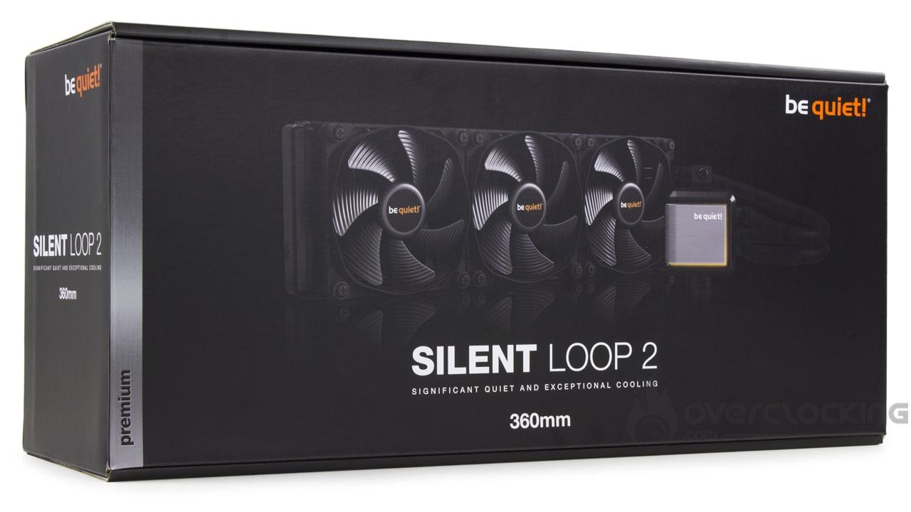 be quiet! Silent Loop 2 360 boîte