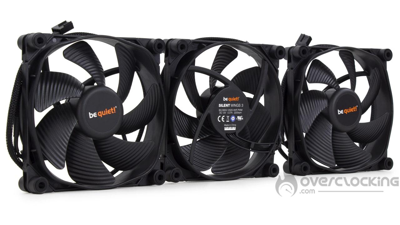 be quiet! Silent Loop 2 360 ventilateurs