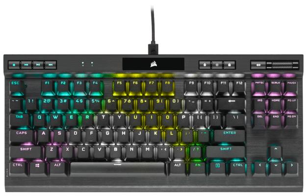 Corsair K70 RGB TKL - Champion Series