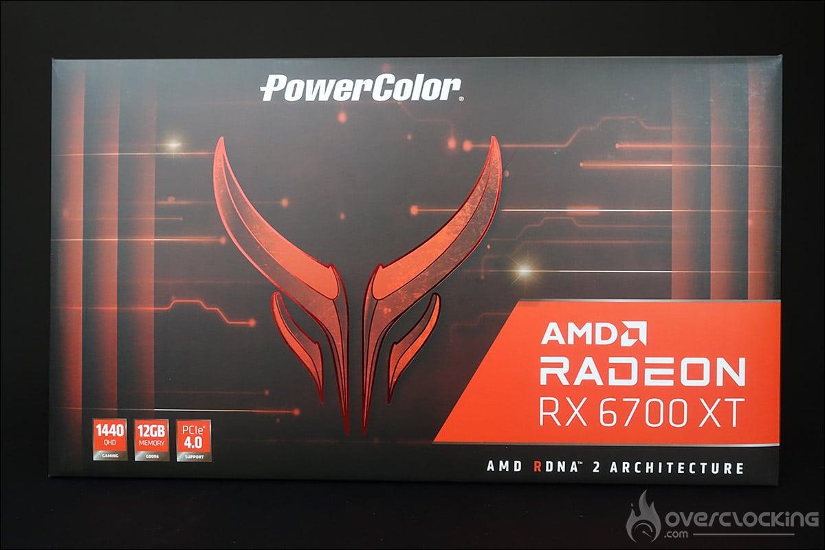 Powercolor RX 6700 XT Red Devil