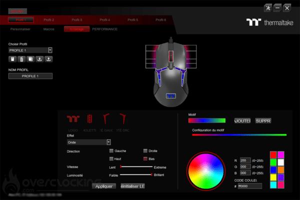 Thermaltake Level 20 RGB - TT iTAKE Engine