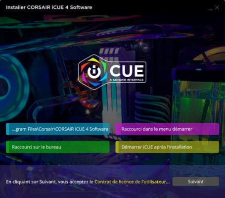 Corsair Utility Engine (iCUE)