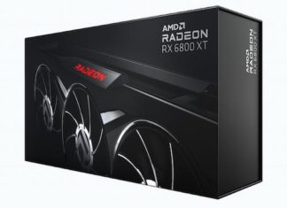RX 6800 XT Midnight Black