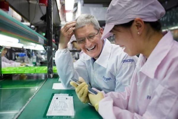Apple et Foxconn