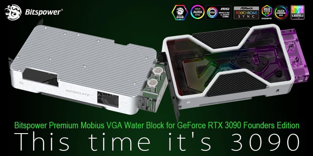 Bitspower Moebius 3090FE